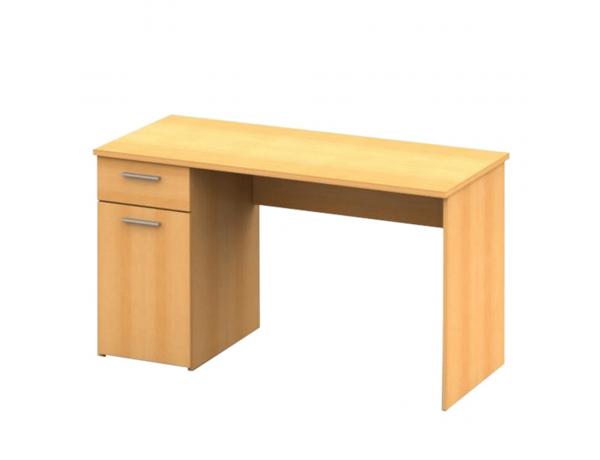 Íróasztal, bükk, EGON