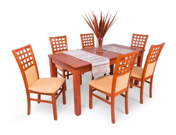 Kármen étkező Berta asztallal calvados