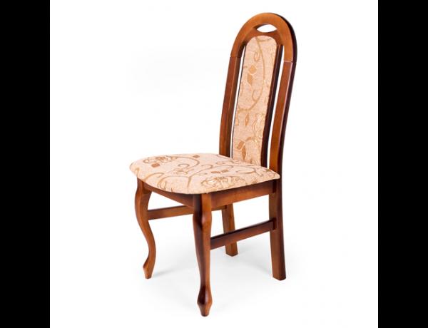Nevada szék Antik Calvados- Csíkos szövet