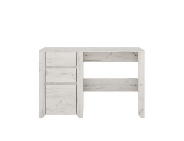 PC asztal typ 80, fehér craft, ANGEL