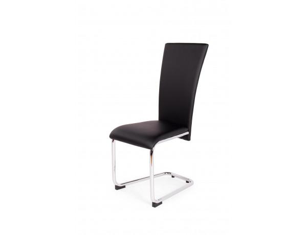 Paulo szék fekete