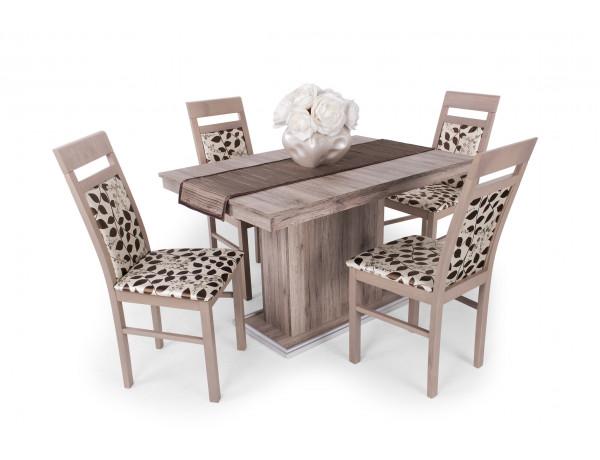 Léna étkező Flóra asztallal san remo