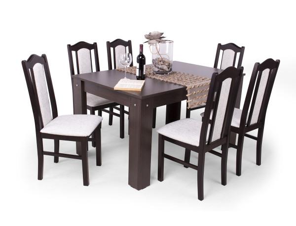 London étkező Félix asztallal Wenge